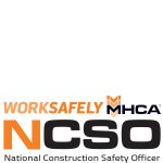 National Construction Safety Officer Logo